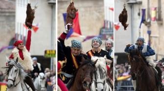 جشنواره عجیب و باورنکردی کندن سر غازها در اسپانیا