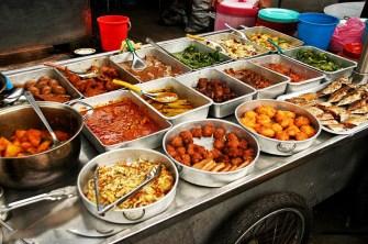 پنانگ بهشت غذای خیابانی کشور مالزی
